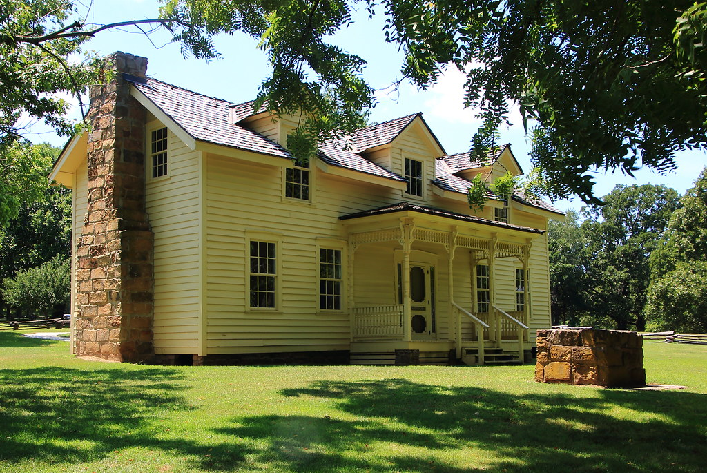 Borden House today