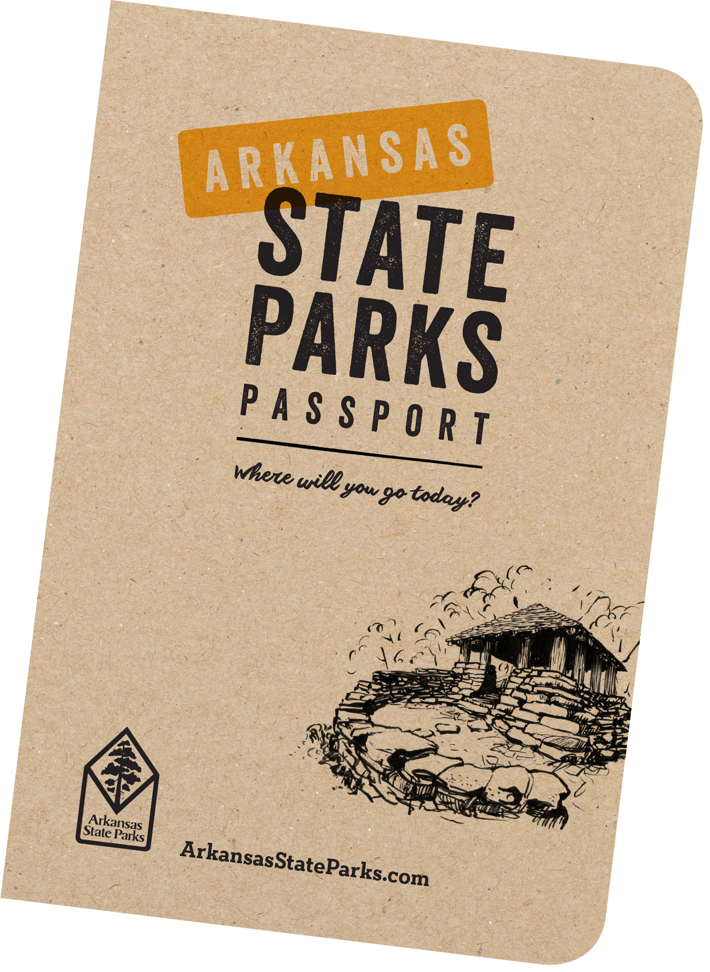 Arkansas State Park Cover