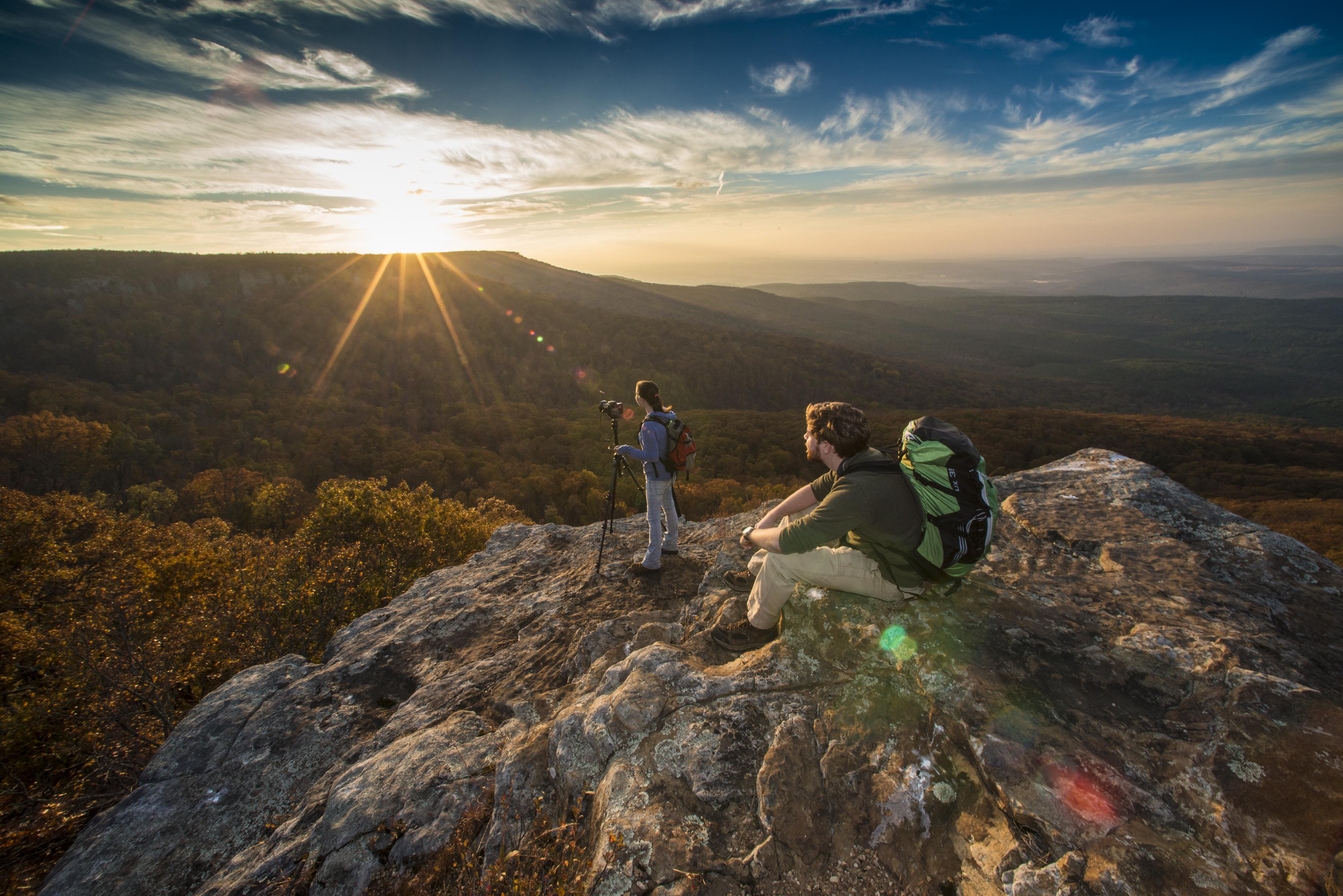 Mount Magazine Camping Arkansas State Parks