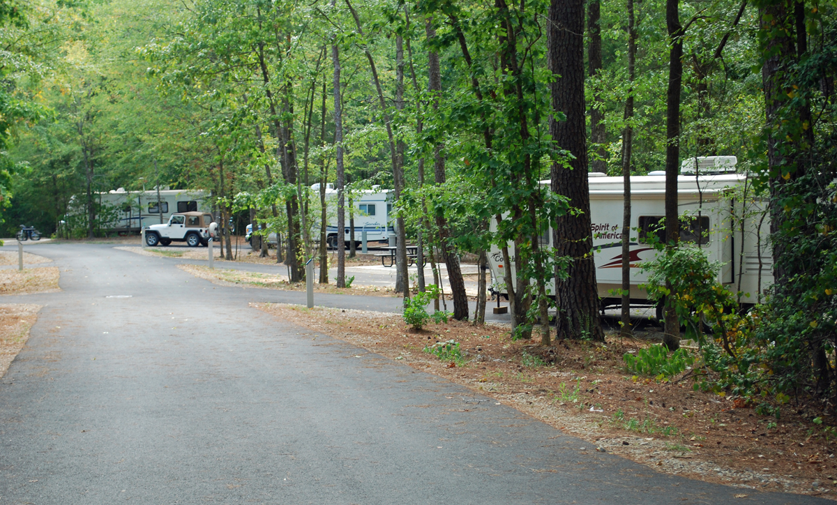 Crater of Diamonds State Park: Camping   Arkansas State Parks
