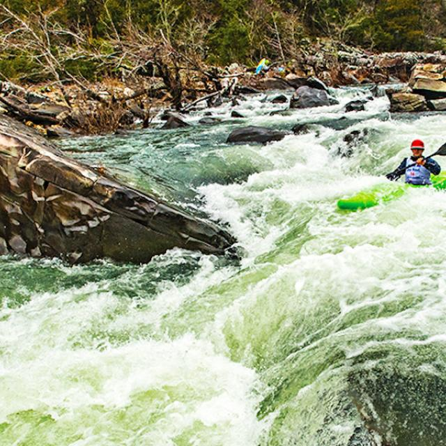 White-water Rafting in Arkansas | Arkansas State Parks
