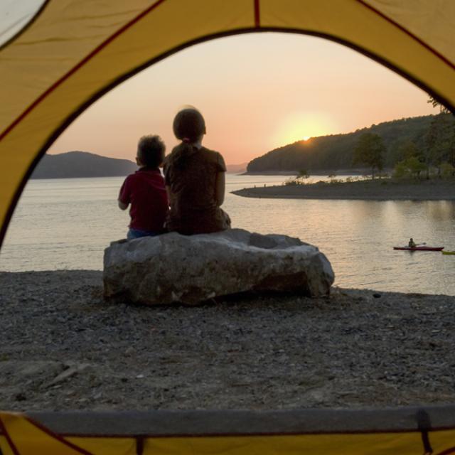 Camping Arkansas State Parks