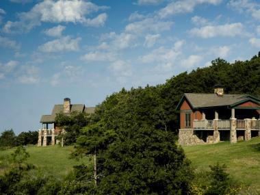 Mount Magazine Lodges & Cabins   Arkansas State Parks