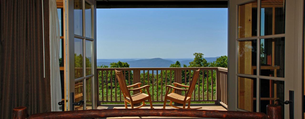 Mount Magazine Cabins | Arkansas State Parks