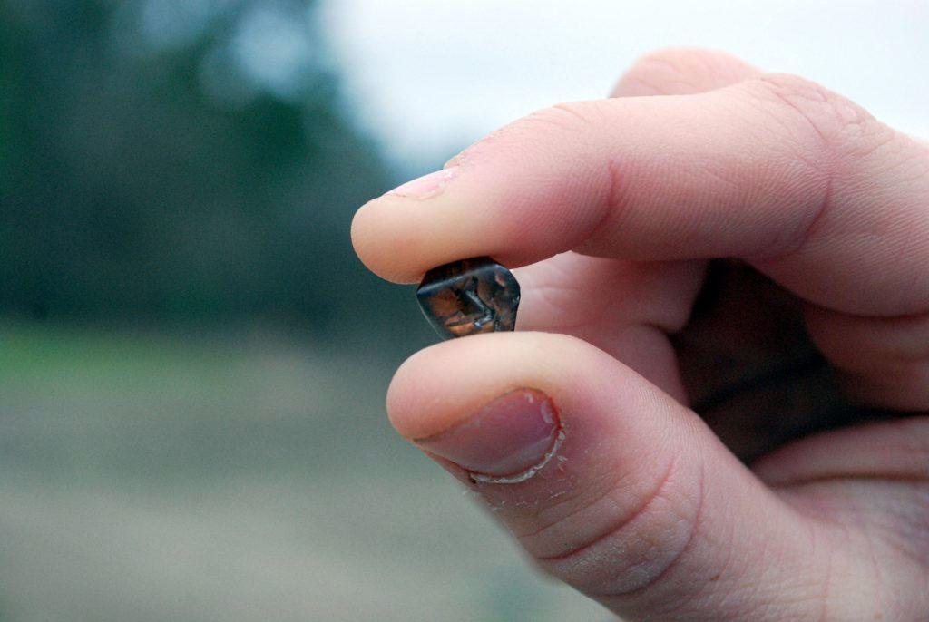 Teen Finds 7 44-Carat Diamond at Arkansas's Crater of