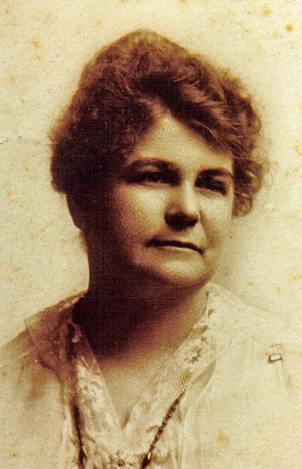 Mrs. Belle Hodges Wall's perseverance played a large part in the creation of Crowley's Ridge State Park.